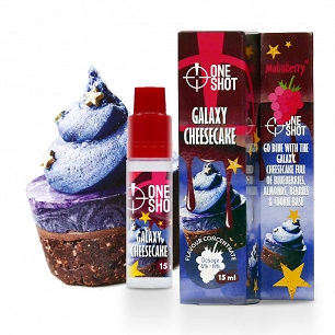 ONE Shot Galaxy Cheesecake 15 ml