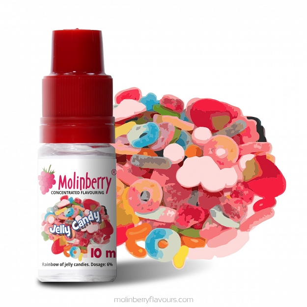 Molinberry Jelly Candy