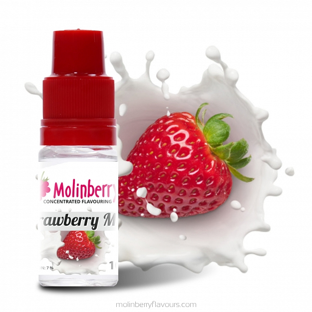 Molinberry Strawberry Milk
