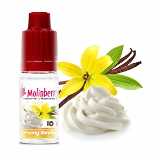 Creamy Vanilla 10ml