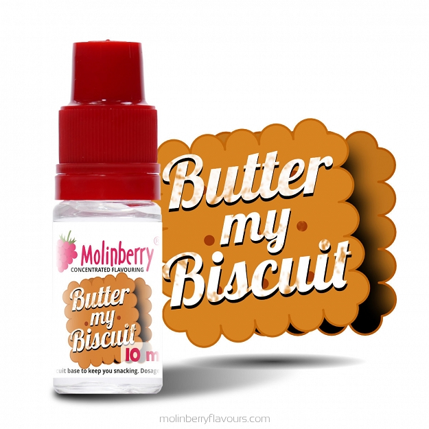 Butter My Biscuit 10 ml