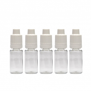 Bottle 10 ml Set 5 Pcs